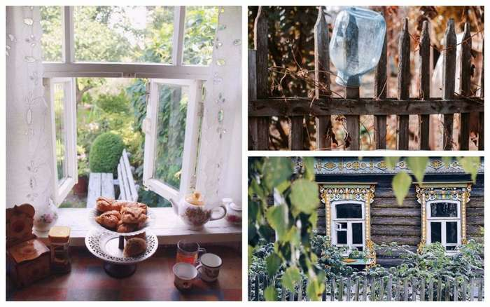 Очарование российской глубинки: особенности быта деревень и сел, в которых остановилось время-22 фото-
