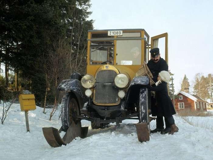 Scania-Vabis Type 3241 - Для суровых северных широт-6 фото-