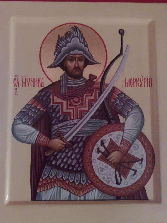 10 Русских Святых Воинов-10 фото-