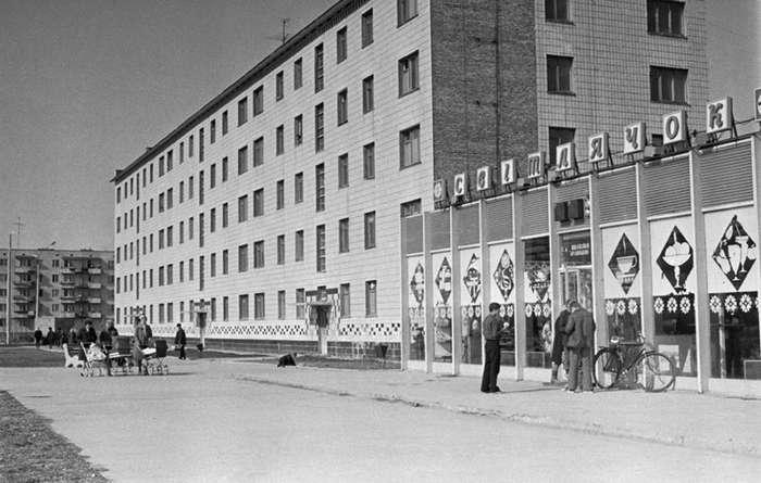 Припять до катастрофы: как выглядел самый передовой город на западе СССР-13 фото-