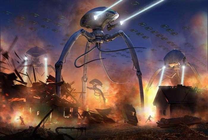 Пять сценариев инопланетного завоевания Земли, о которых не любят писать фантасты-2 фото-