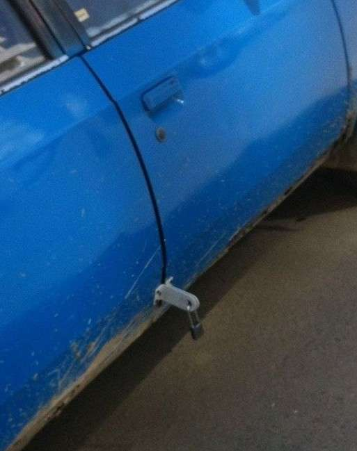 Вот что бывает, когда за дело берётся настоящий автослесарь!-26 фото-