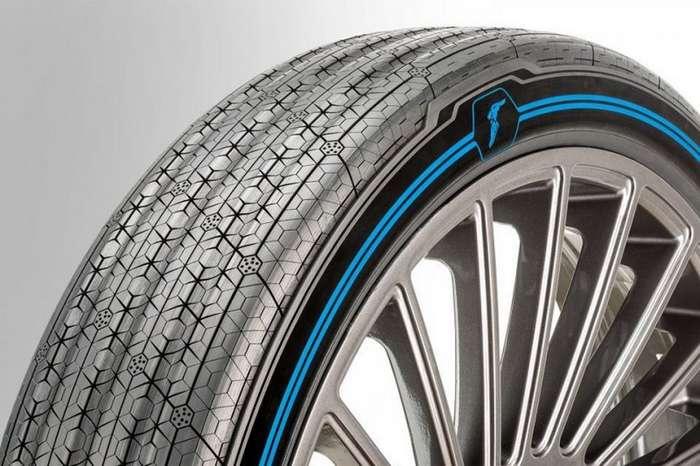 Какими станут автомобильные шины в ближайшем будущем-12 фото + 1 видео-