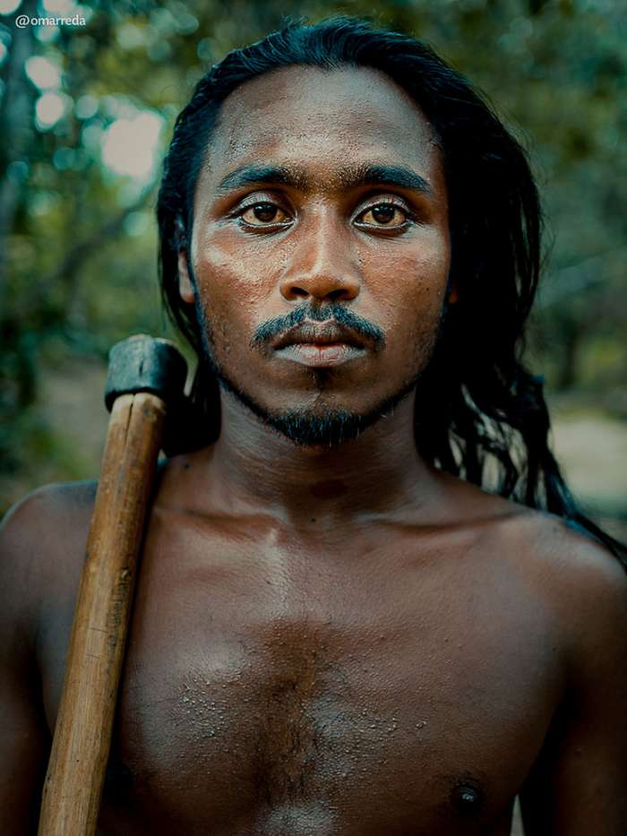 Ведды: коренное население Шри-Ланки-9 фото-
