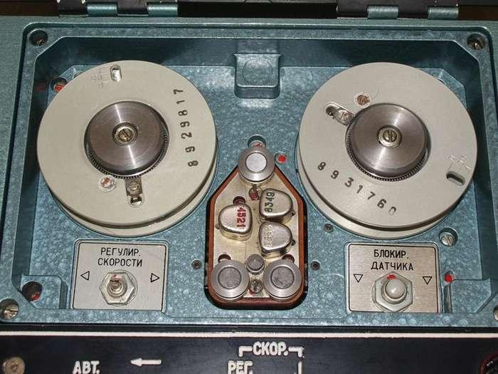 Проволочный магнитофон-28 фото-