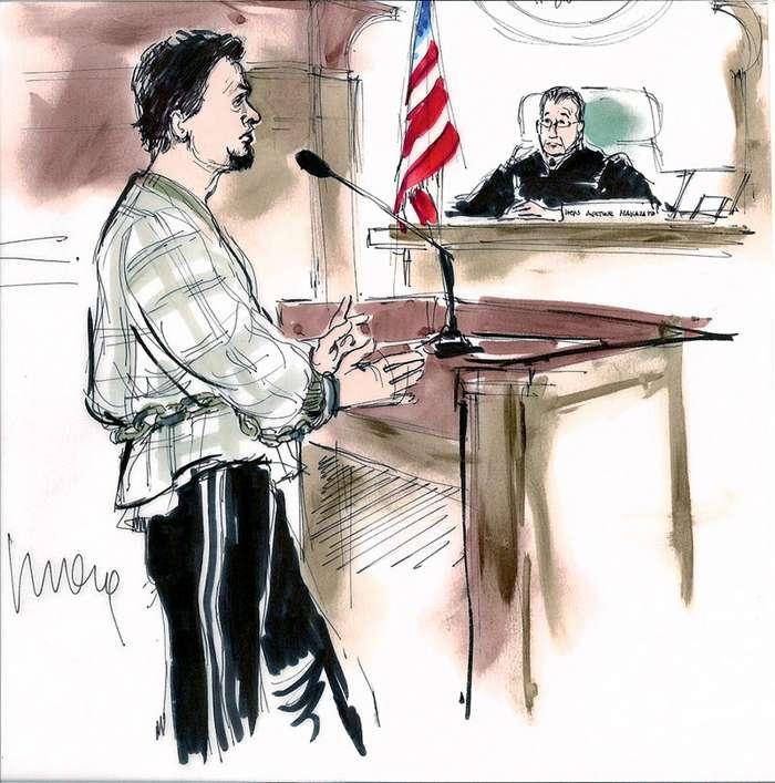 Чего только не услышышь в этих иностранных залах суда!-2 фото-
