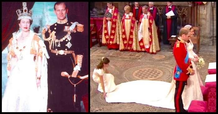 Amazing royal wedding dishes throughout history  msncom