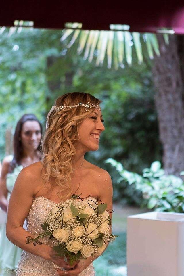 Итальянка вышла замуж за саму себя-10 фото-