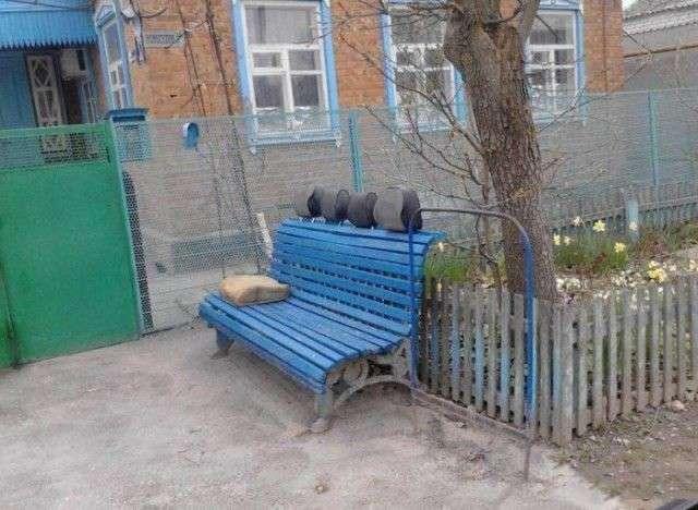 Снимки, которые можно было сделать только в России-40 фото-