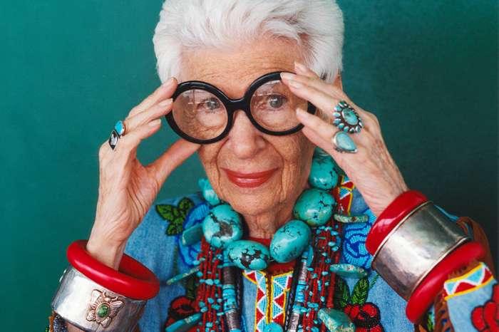 Стильная старость: стареть можно красиво-21 фото-