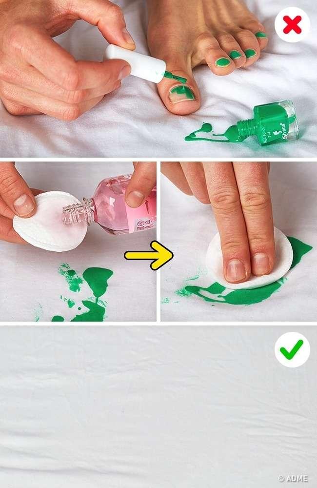 12способов отстирать иочистить все что угодно