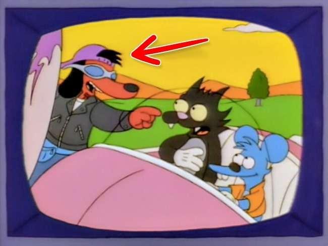 18доказательств того, что в-Симпсонах- небывает случайных совпадений