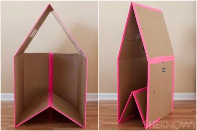 15простых идей изкартонной коробки, которые сделают дом комфортнее