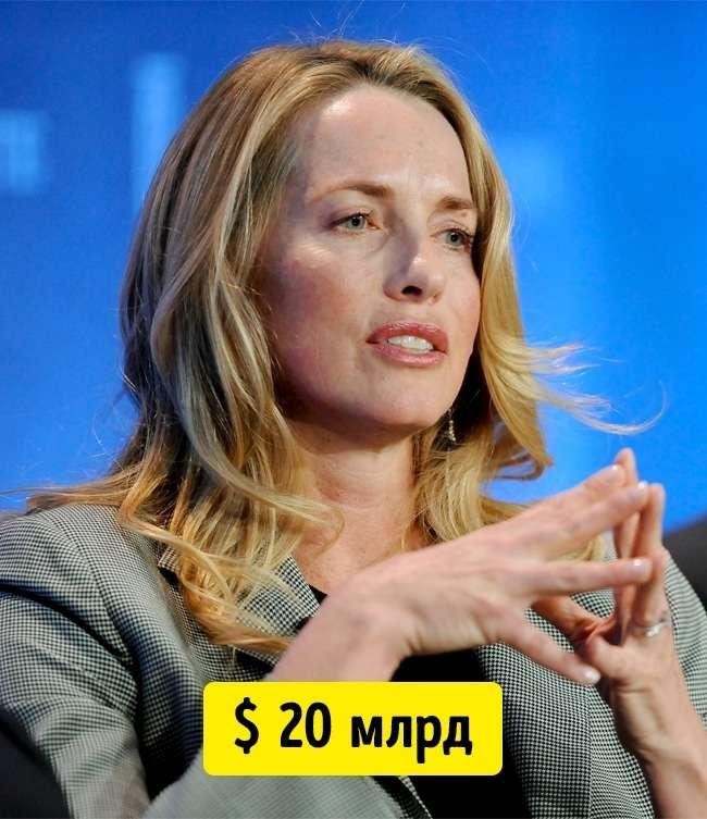 9самых богатых женщин мира, осостоянии которых выбы никогда недогадались
