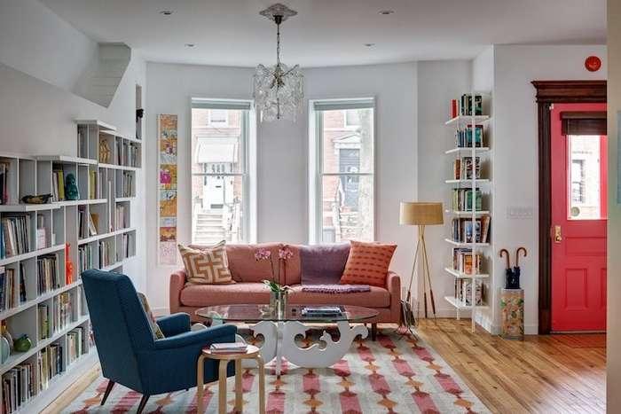 Пара из Бруклина превратила дом в идеальное место для котов-13 фото-