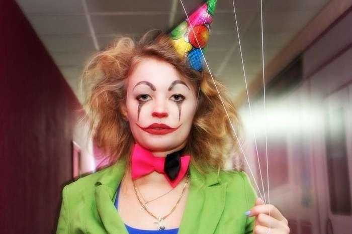 19 фотографий, которые доказывают, что клоуны звездец какие страшные-20 фото-