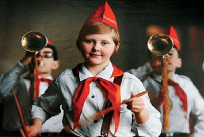 Как советского пионера хотели завербовать иностранные туристы-1 фото-
