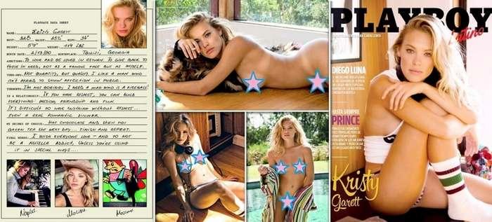 Русская кухня Playboy: первые девушки постсоветского пространства, ставшие звездами журнала-17 фото-