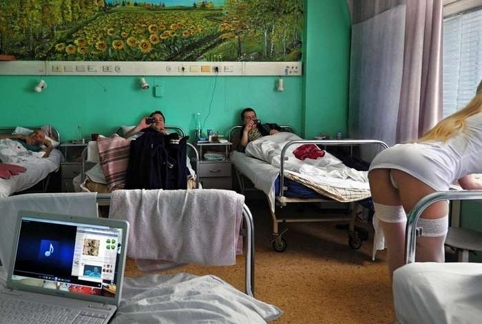 Пишите завещания, в больницах все больше молодых специалистов-27 фото-