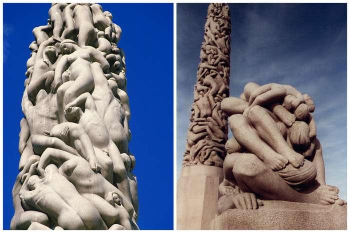 Человеческое тело как искусство-33 фото-
