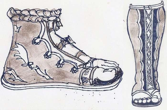 История появления каблука-7 фото-