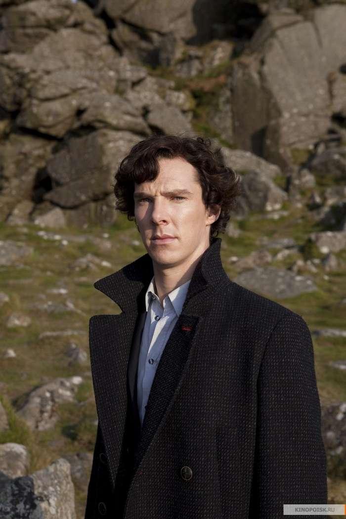 5 интересных фактов о сериале -Шерлок--5 фото-