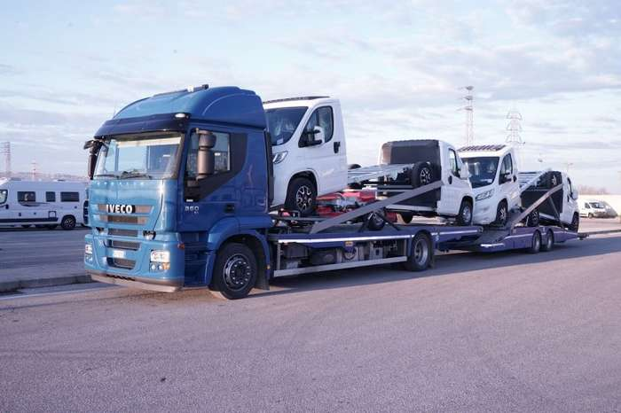 Как собирают коммерческие автомобили Fiat в Италии-20 фото-