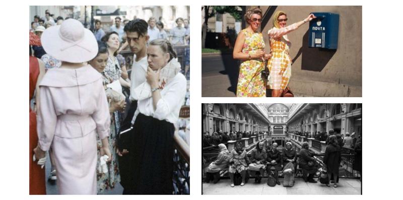 Азбука советской моды-32 фото-