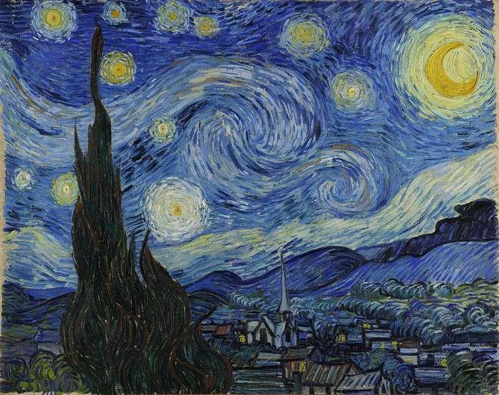 Винсент Ван Гог о своей болезни