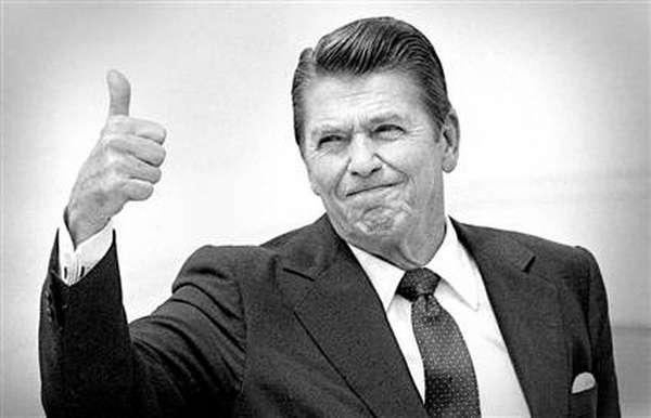 Странности Рейгана