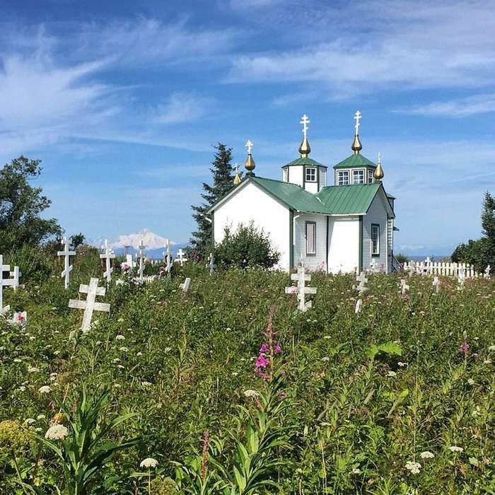 Нинильчик &8211; русская деревня на Аляске