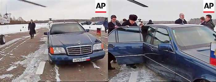 Легендарный ЗИЛ Брежнева продают за 54 млн. рублей