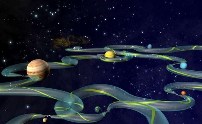 Любопытное о Вселенной