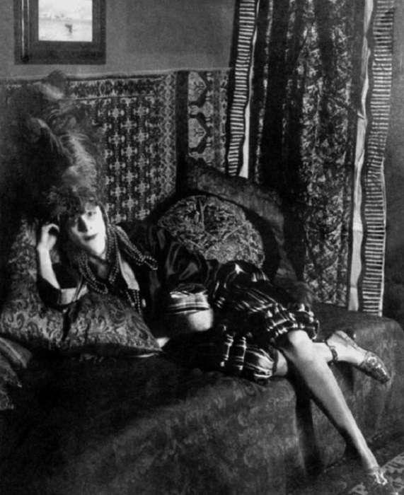 Луиза Казати &8211; аристократка, эпатировавшая публику в начале ХХ века
