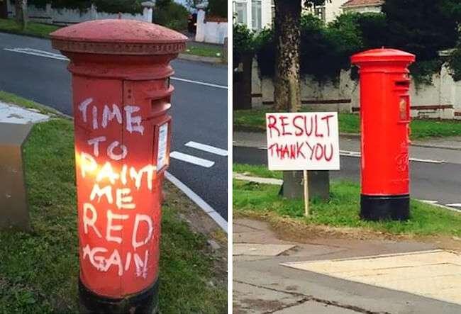 Вандализм или стрит-арт?