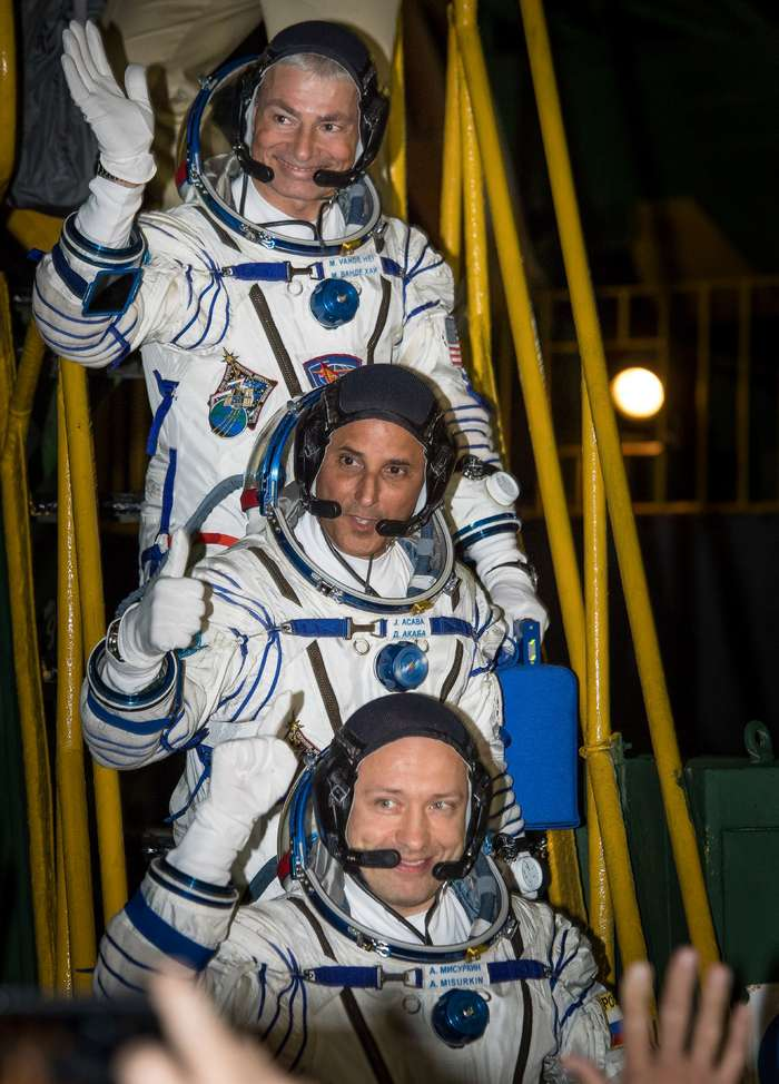 Старт космического корабля -Союз МС-06-