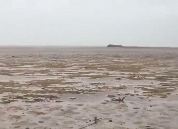 Как ураган Ирма уничтожил целый океан