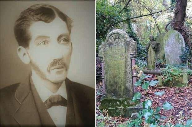 Британец нашел могилу Джека Потрошителя