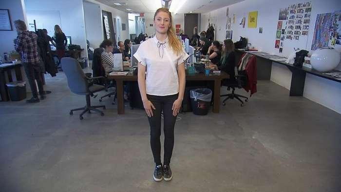 Арт-директор рекламной фирмы 3 года ходила в офис в одном и том же наряде