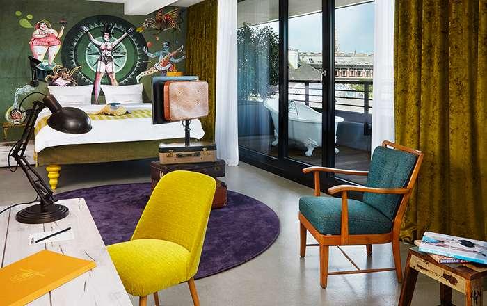 Популярные венские дизайн-отели