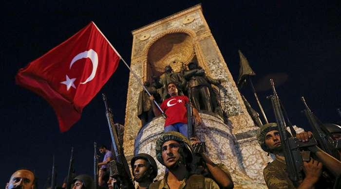 История турецкого народа