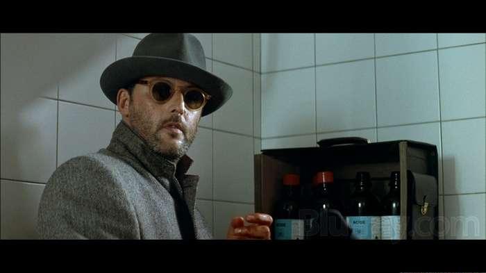 Любопытное о съемках фильма «Леон»