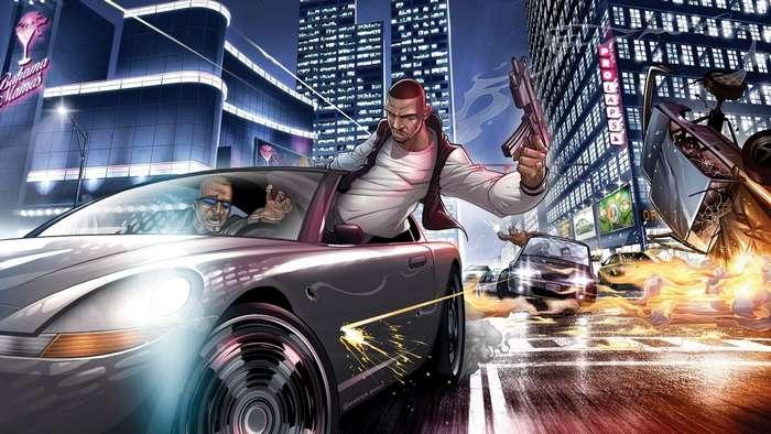 -Я живу в GTA 5!- или каково работать человеком, которого все ненавидят?