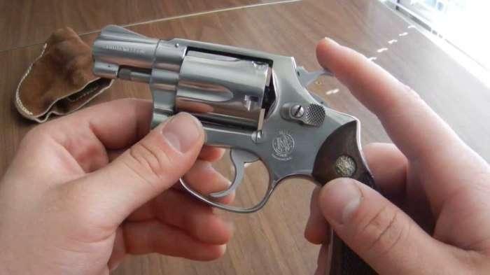 6 образцов оружия, которые пользуются огромной популярностью у криминалитета