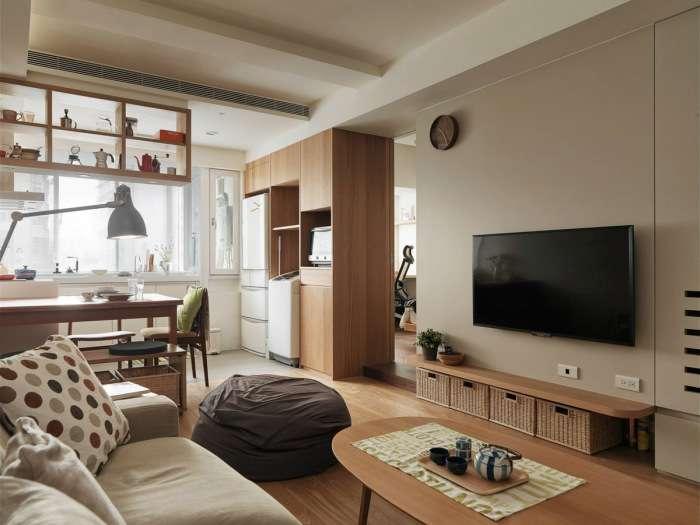 Метаморфозы: превращение малогабаритки в двухкомнатную квартиру