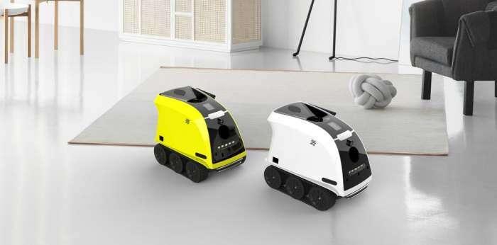 Робот, который составит компанию домашним питомцам и защитит жилище