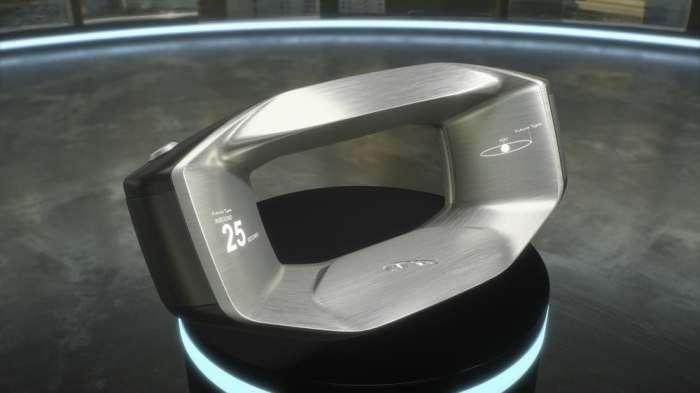 Jaguar создает руль с искусственным интеллектом, который сможет заменить водителя