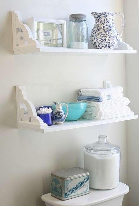 Размер не имеет значения: 10 практичных идей для очень маленькой ванной