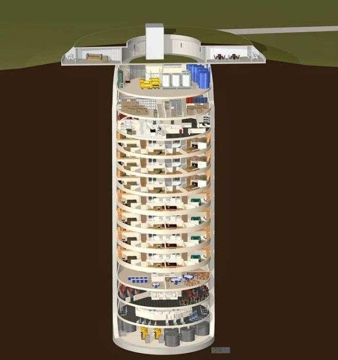 Толстосумы выстраиваются в очередь, лишь бы заполучить комнату в этом строении