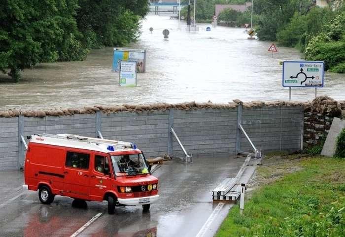 Когда вода стала прибывать, все были в ужасе, но их спасло это изобретение
